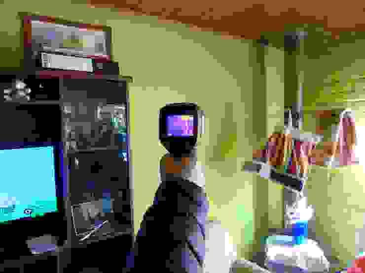 Inspección del comportamiento térmico mediante termografía de viviendas existentes de Ecosustenta. Arquitectura Ingenierìa y Construcciòn Sustentable