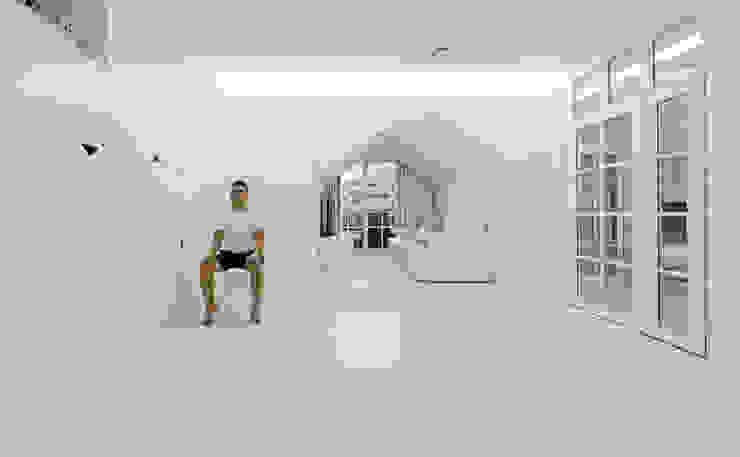 Modern living room by Công ty cổ phần NỘI THẤT AVALO Modern