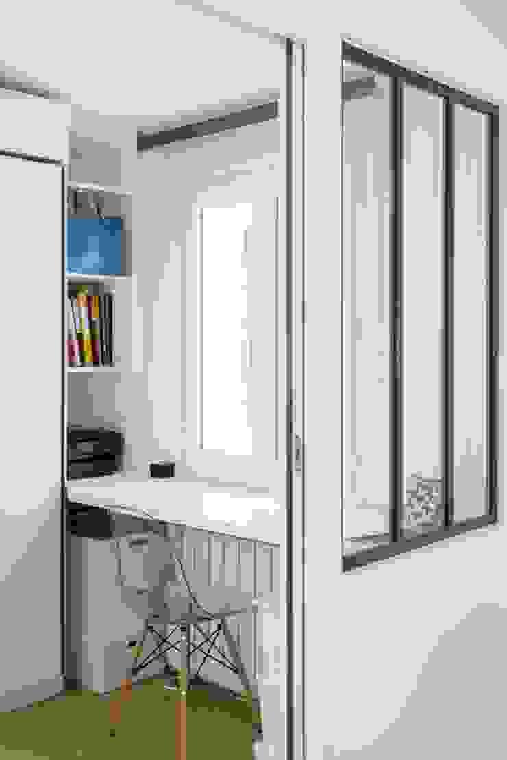 Mon Concept Habitation Modern style study/office