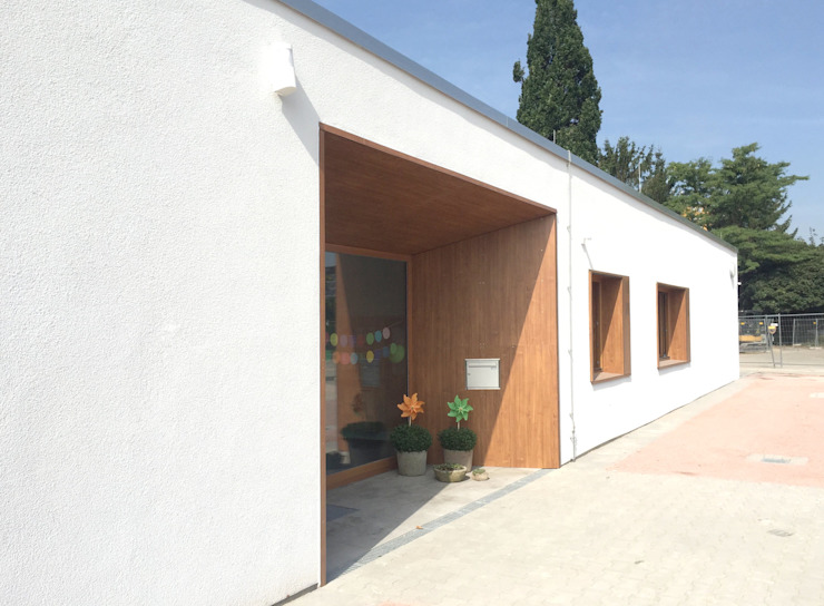 prosa architekten Maisons modernes