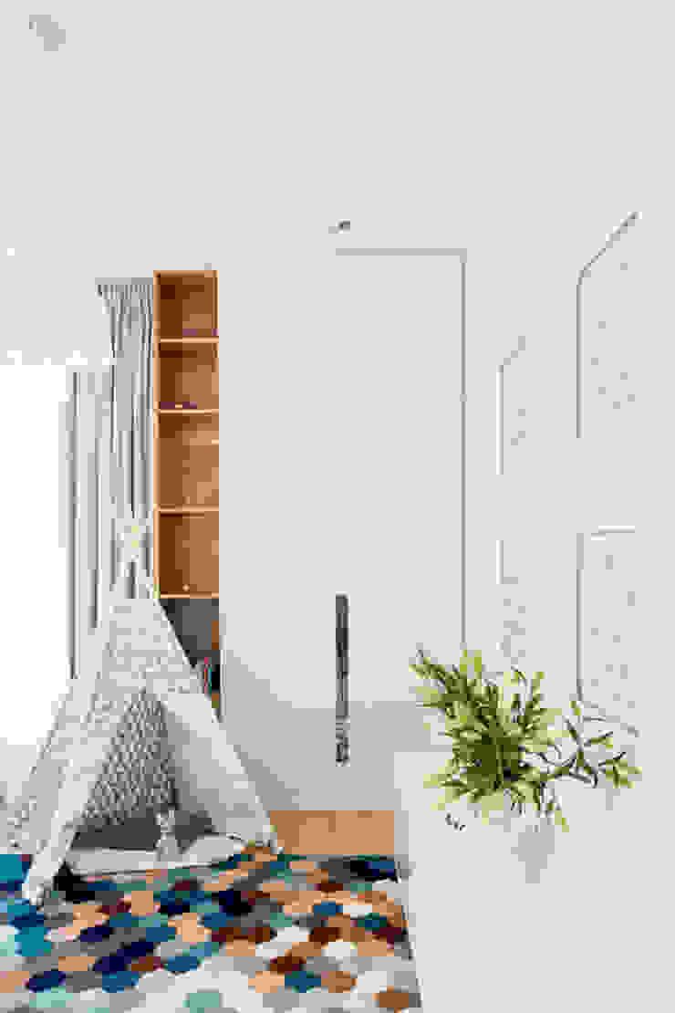Ayuko Studio Modern nursery/kids room