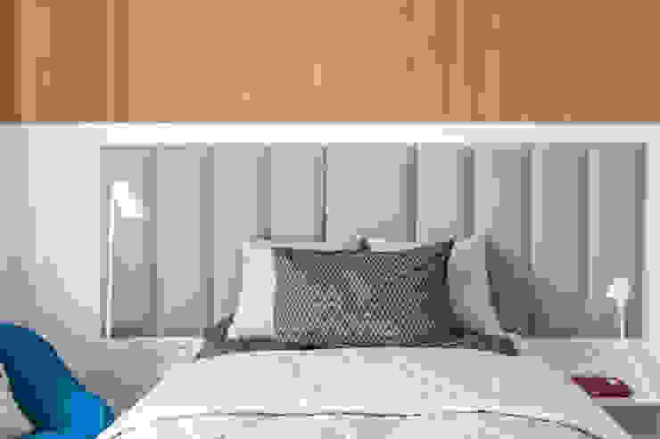 Ayuko Studio Modern style bedroom