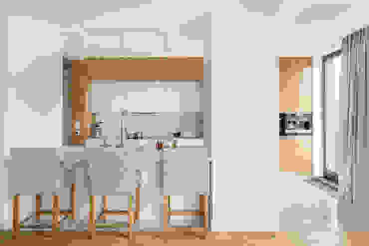 Ayuko Studio Modern kitchen