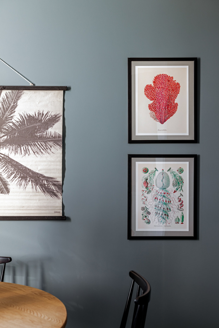 Ayuko Studio Salones de estilo moderno
