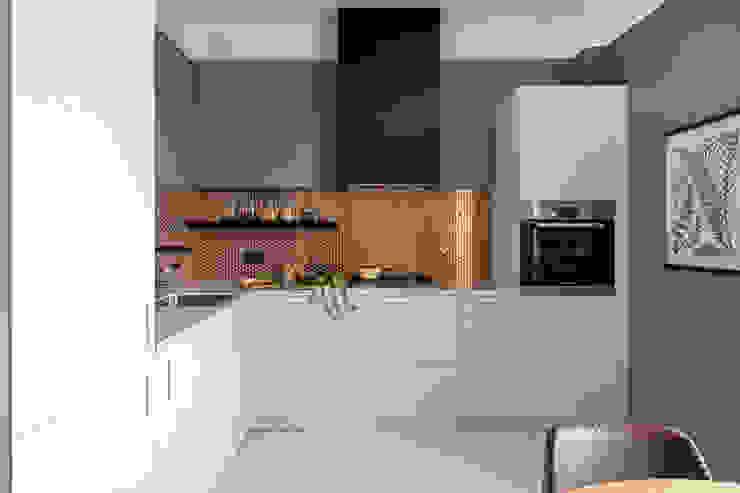Ayuko Studio Cocinas de estilo moderno