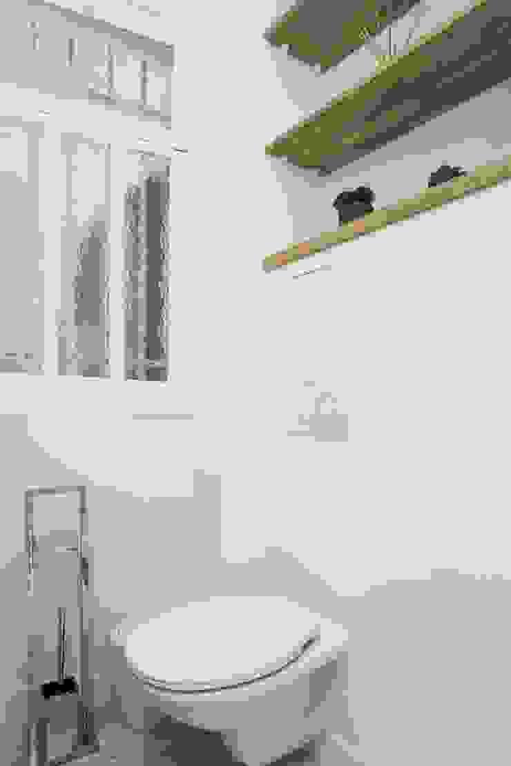 Mon Concept Habitation Modern style bathrooms