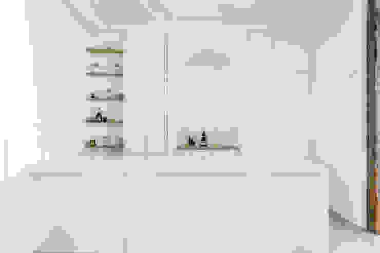Mon Concept Habitation Modern style kitchen
