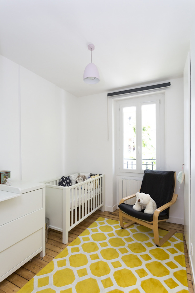 Mon Concept Habitation Nursery/kid's room