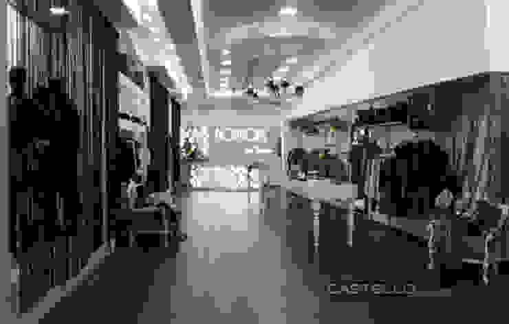 CASTIELLOproject Locaux commerciaux & Magasin modernes