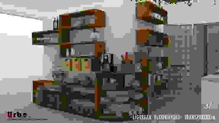Ausgefallene Küchen von Urbe. Taller de Arquitectura y Construcción Ausgefallen