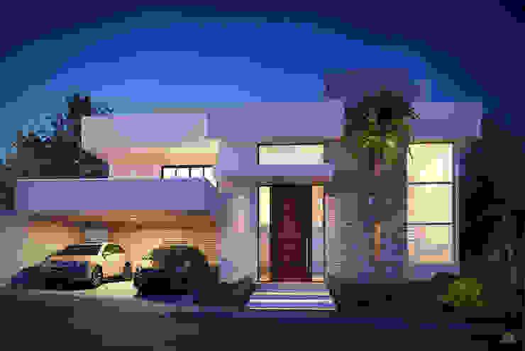 Residência moderna Casas modernas por Art&Contexto Arquitetura Moderno