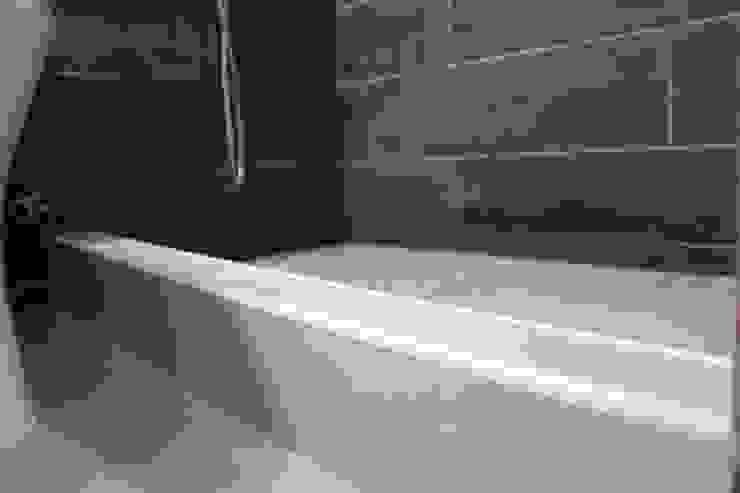 Remodelación Baño Principal San Pascual, Las Condes de Constructora Acuña