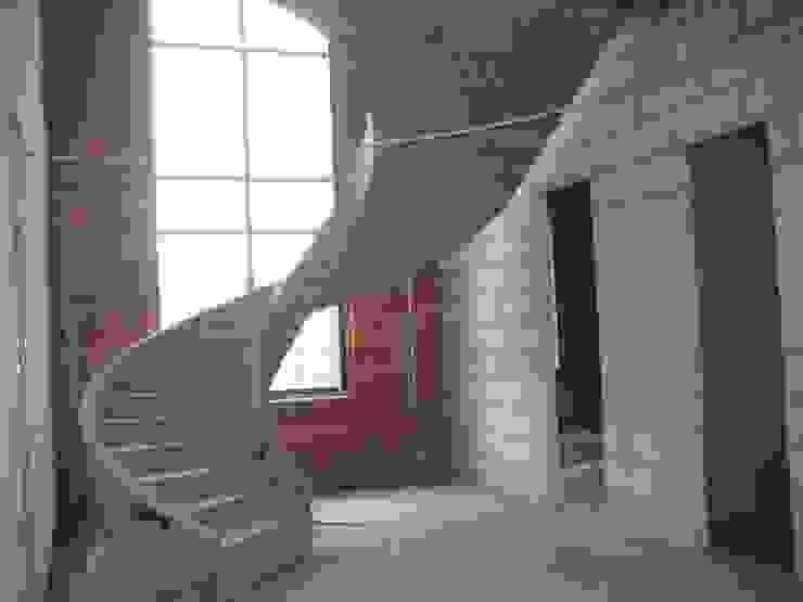 Euroscala Couloir, entrée, escaliers classiques