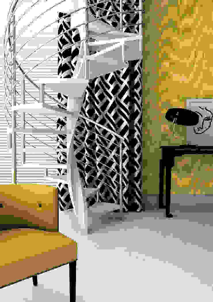 Euroscala Modern corridor, hallway & stairs