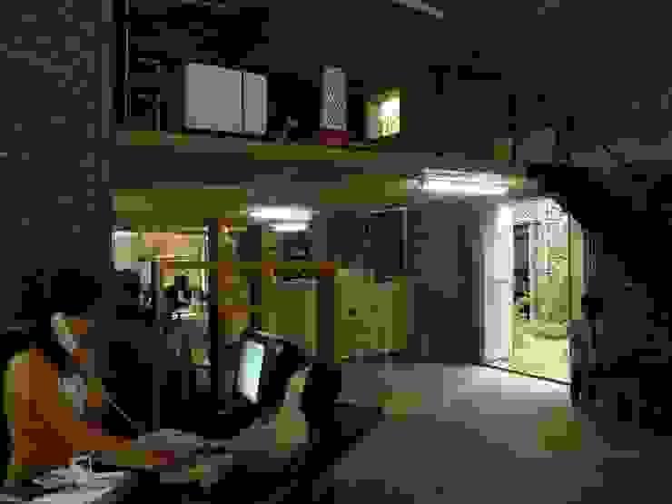 Rock Office – Văn phòng đá bởi a21studĩo Hiện đại
