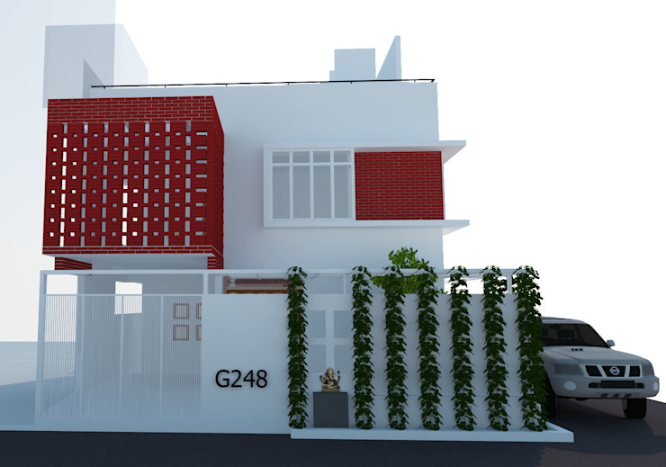 Residence For Mr Hari Haran by HB Space Design Build