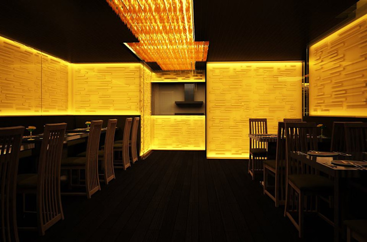 Dinning area Sanjiv Malhan
