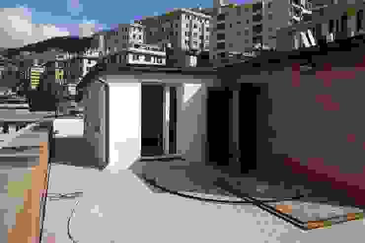 Casas de estilo minimalista de Architetto Zappia Luca Minimalista