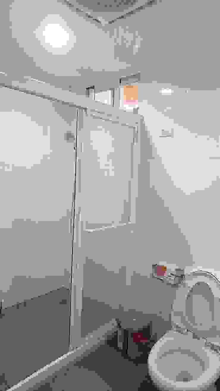 約40年廁所改造後 根據 澄嶧空間設計