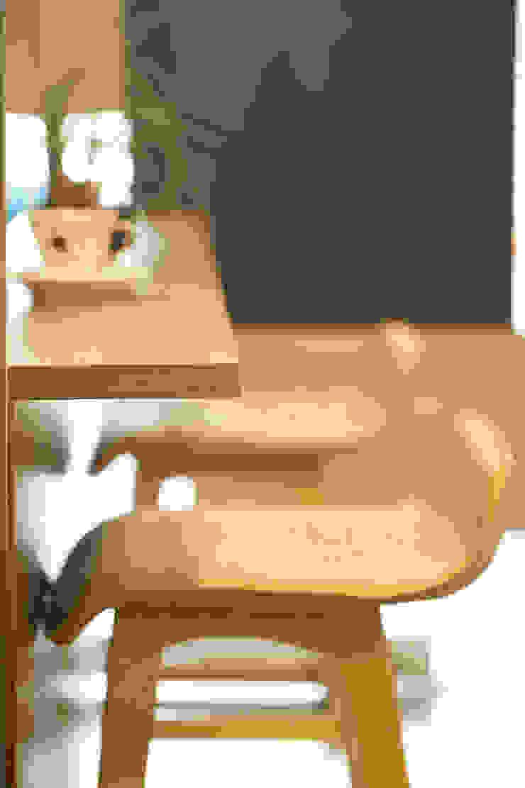 小吧檯設計 根據 澄嶧空間設計 北歐風