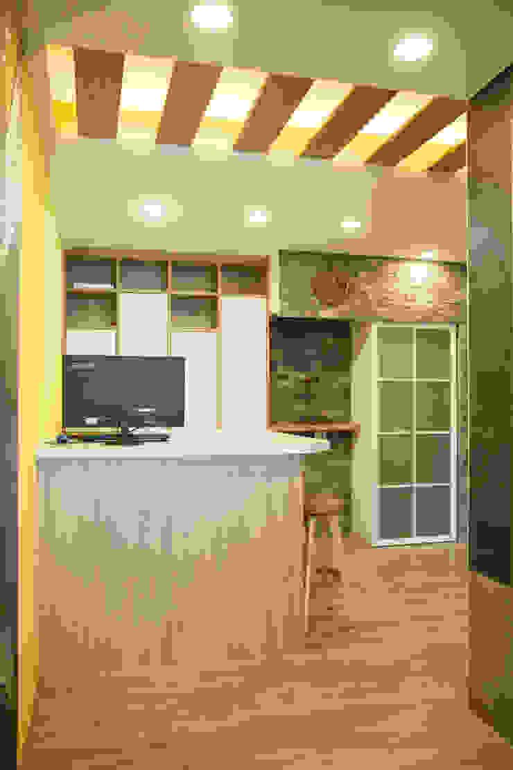 系統傢俱書房設計 根據 澄嶧空間設計 北歐風