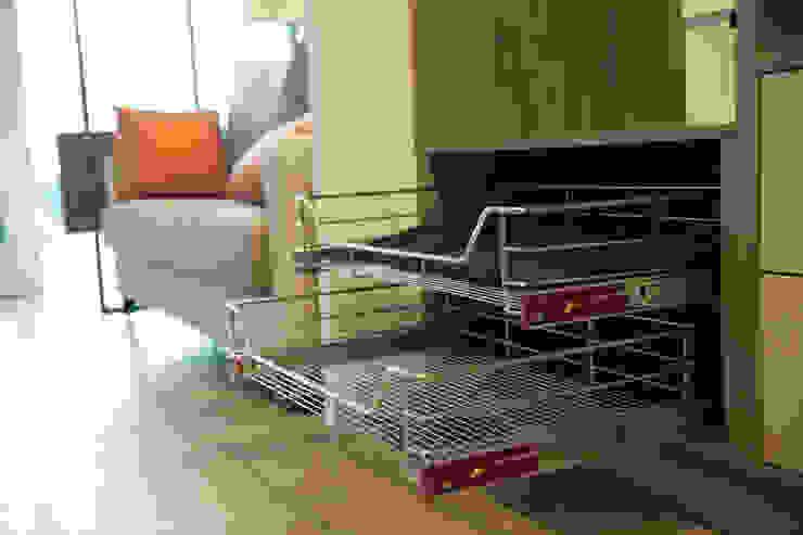 系統傢俱衣櫃設計 根據 澄嶧空間設計 簡約風