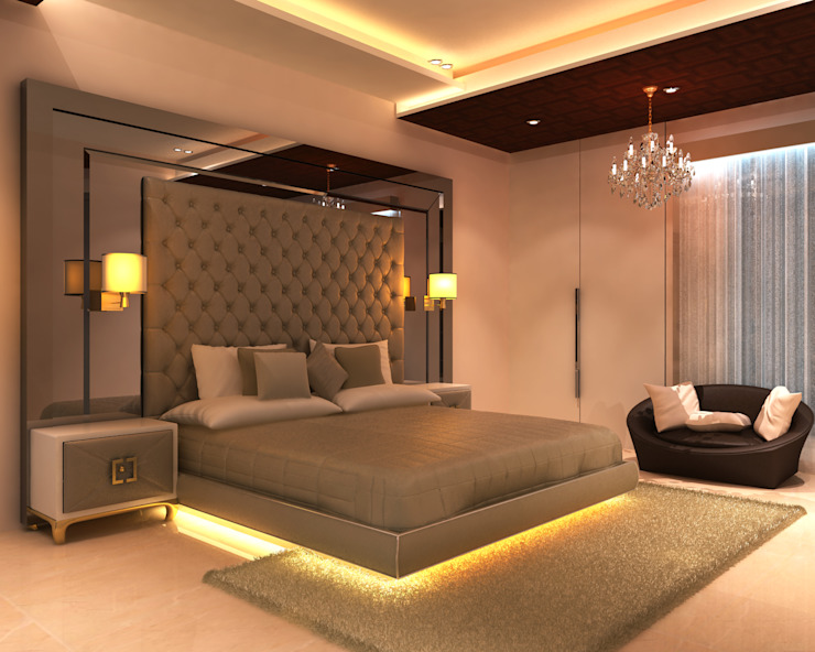 Bedroom by Sanjiv Malhan
