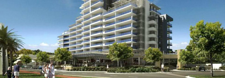 Solarus Apartments, Townsville by Sanjiv Malhan