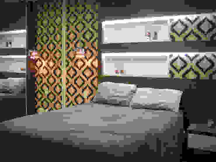 Moderne Schlafzimmer von Collevatti Arquitetura Modern