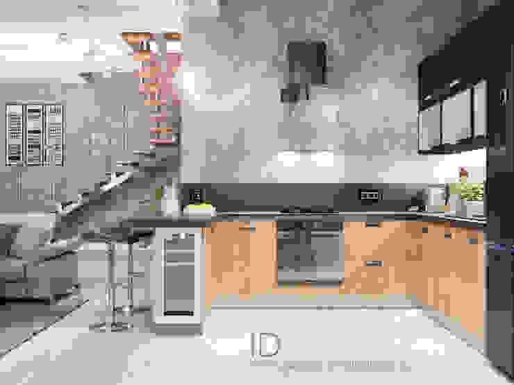 Dapur by Студия дизайна Interior Design IDEAS