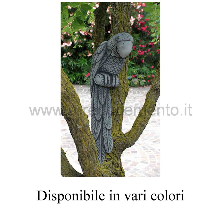 Arrecocemento 花園配件與裝飾品
