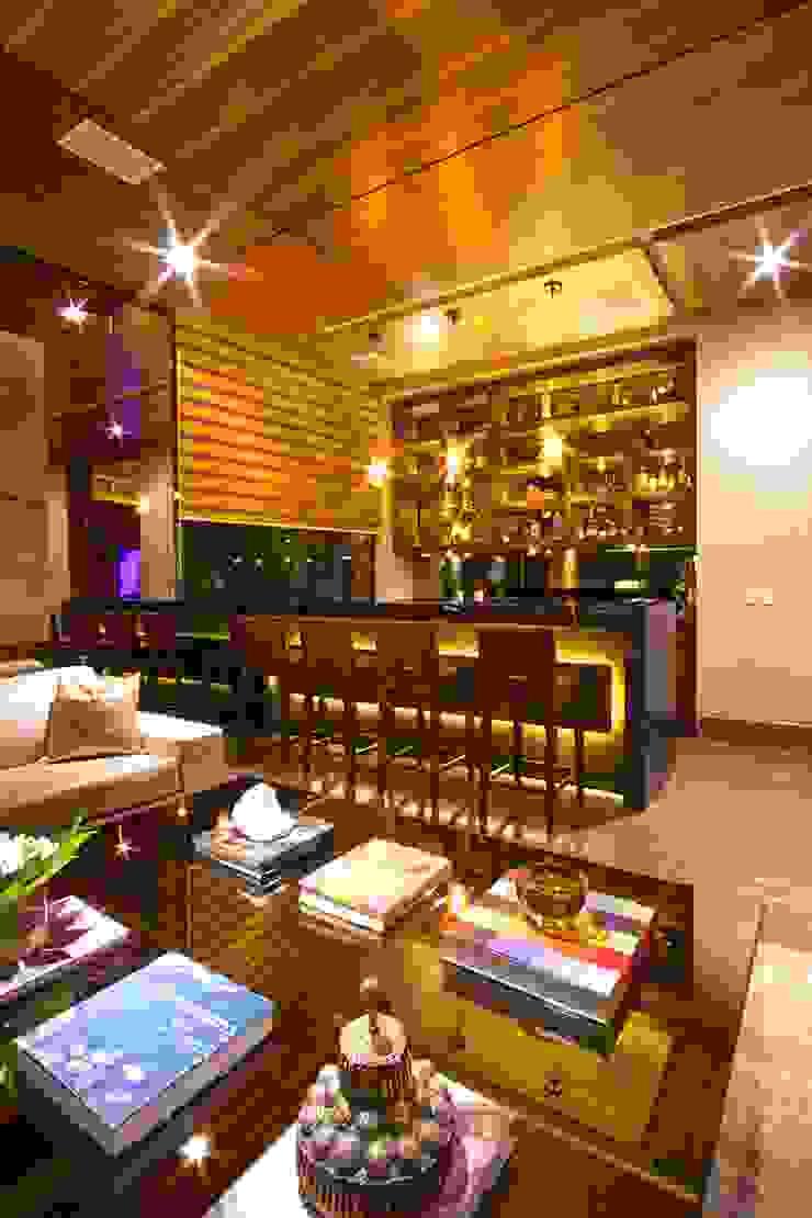 Rousseau Arquitectos Modern wine cellar