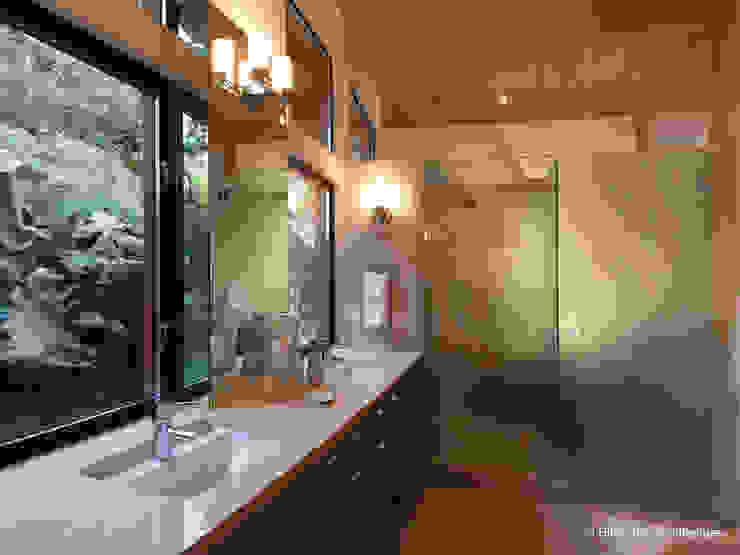 Modern Bathroom Modern bathroom by Helliwell + Smith • Blue Sky Architecture Modern