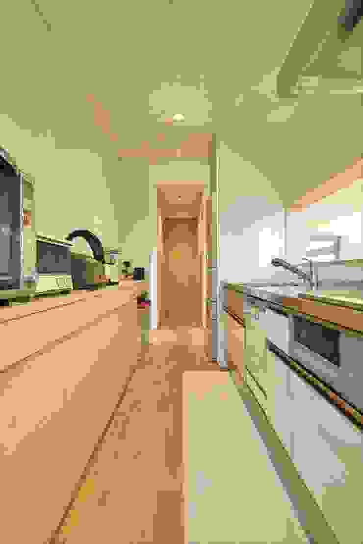 五藤久佳デザインオフィス有限会社 Eclectic style kitchen