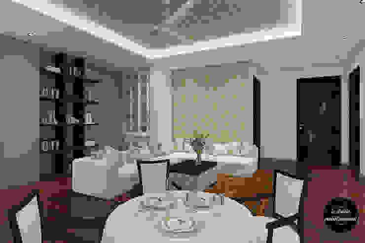 Living Room: modern  by La Studio Embellissement,Modern