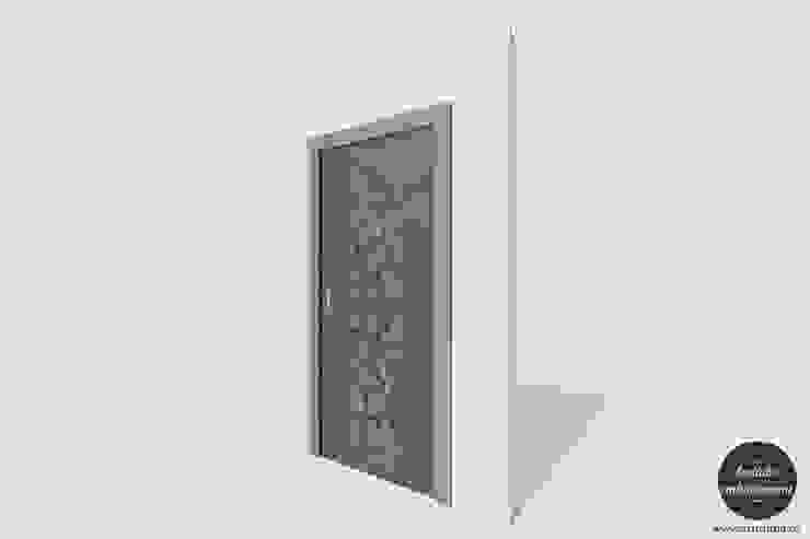 Door Design: modern  by La Studio Embellissement,Modern