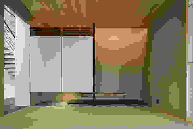 伊集院の住宅 モダンデザインの 多目的室 の アトリエ環 建築設計事務所 モダン