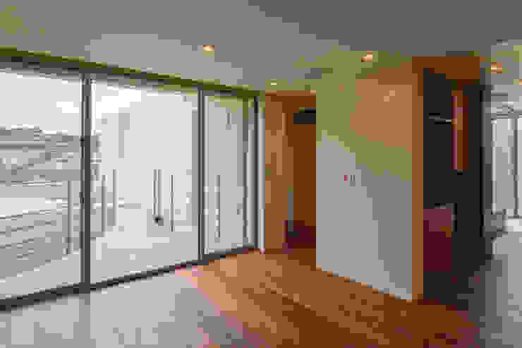 伊集院の住宅 モダンスタイルの寝室 の アトリエ環 建築設計事務所 モダン