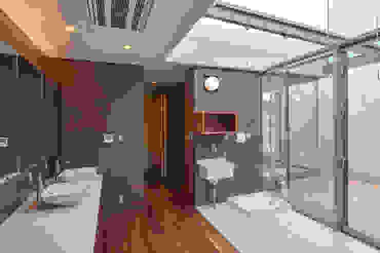伊集院の住宅 モダンスタイルの 温室 の アトリエ環 建築設計事務所 モダン