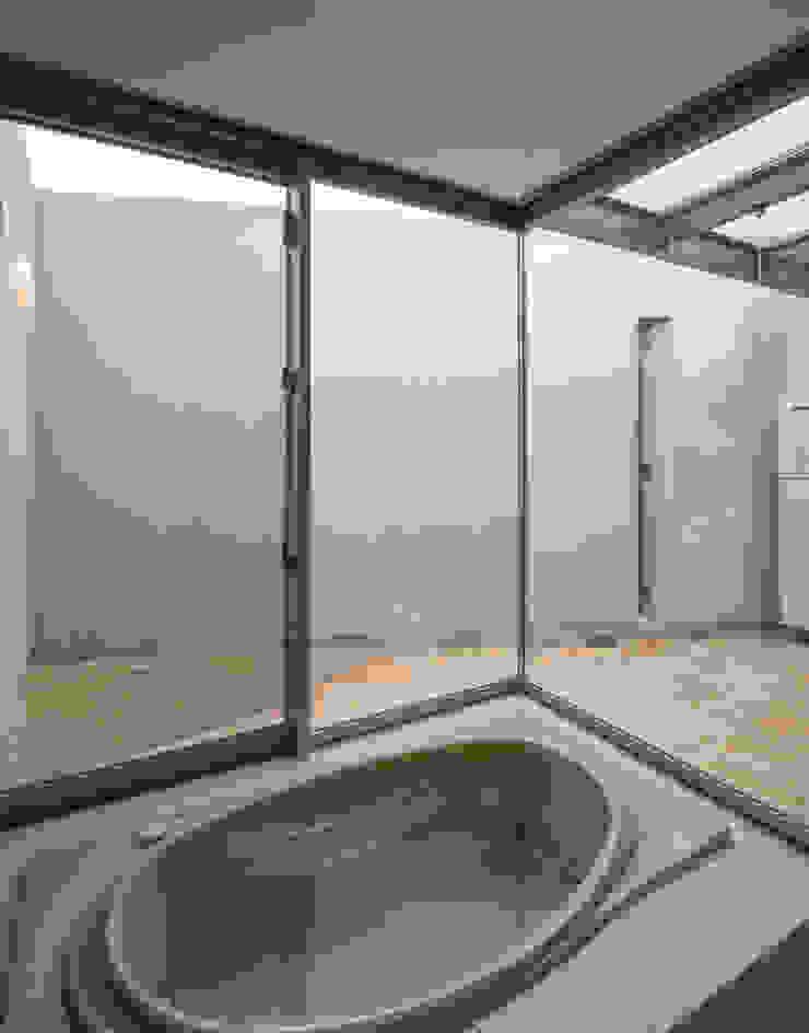 伊集院の住宅 モダンスタイルの お風呂 の アトリエ環 建築設計事務所 モダン