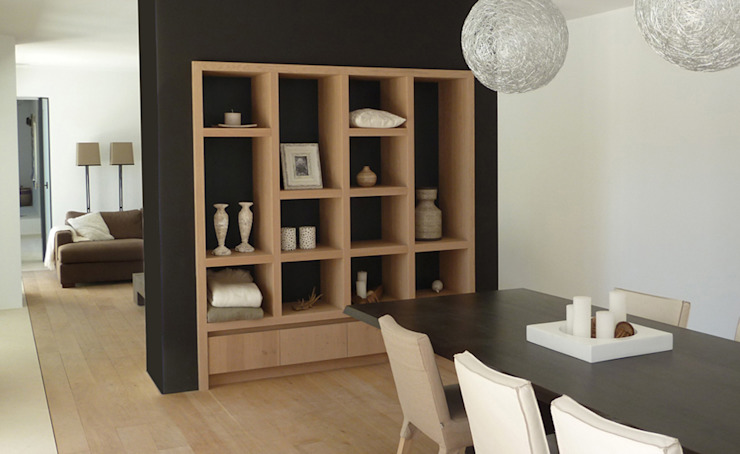 design iD Modern dining room