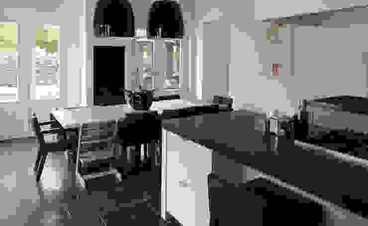Woonhuis het Gooi Landelijke keukens van design iD Landelijk