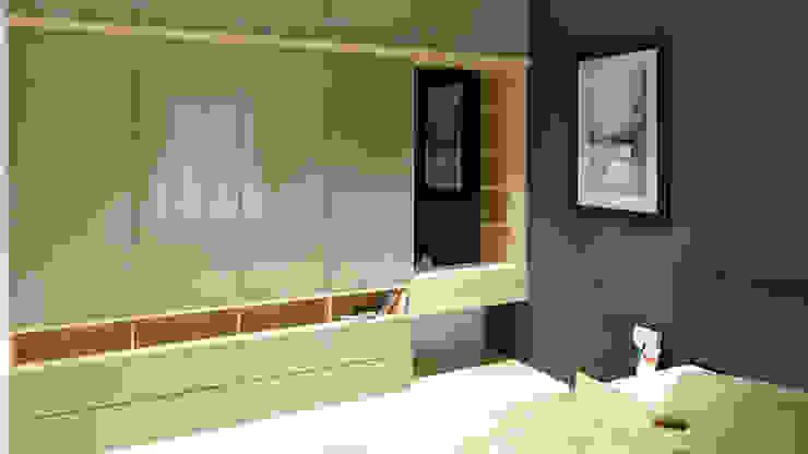Modern Bedroom by Artist Inside Modern Plywood