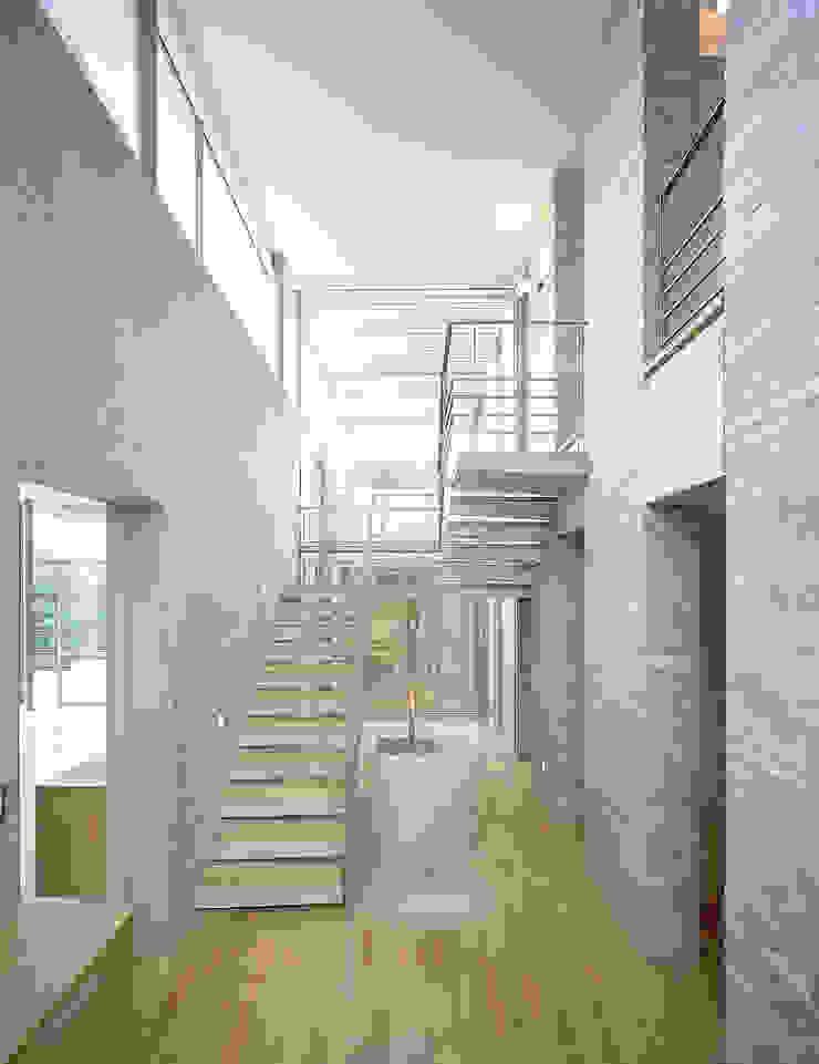 吉野町の住宅 アトリエ環 建築設計事務所 階段