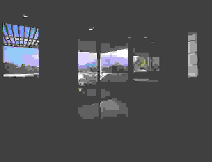 吉野町の住宅 アトリエ環 建築設計事務所 モダンスタイルの寝室