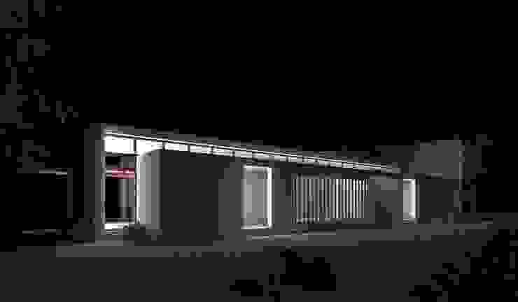 CASA 11 Casas modernas de Elite Arquitectura y Asoc. SAS. Moderno Madera Acabado en madera