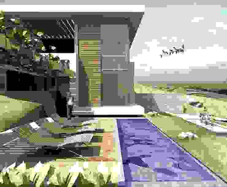 โดย Elite Arquitectura y Asoc. SAS. โมเดิร์น เหล็ก