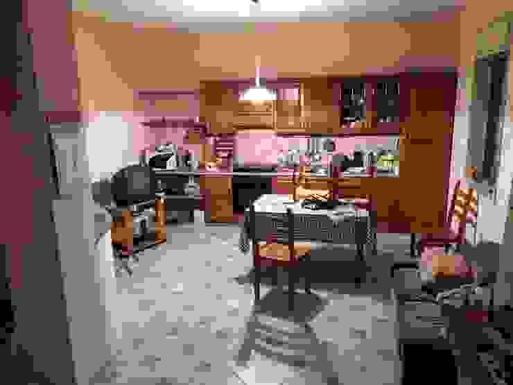 Appartamento Stile Shabby Chic Rustico T_C_Interior_Design___