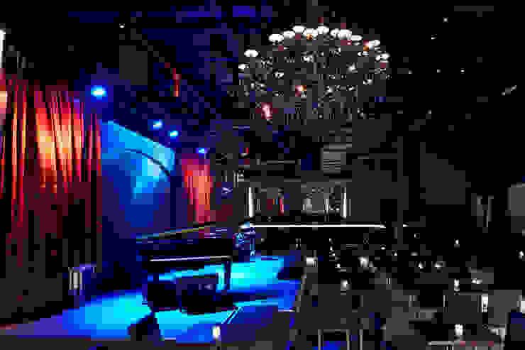 水谷壮市 Bares y clubs de estilo ecléctico