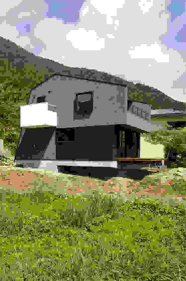 一級建築士事務所アールタイプ บ้านและที่อยู่อาศัย Green